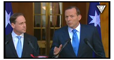 Skatt p� koldioxid tas bort i Australien