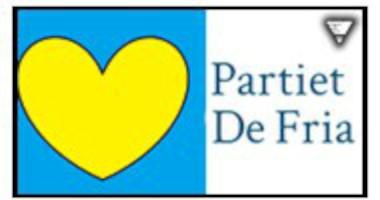 Valmanifest fr�n Partiet De Fria