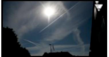 De gröna på Cypern uppmanar till en utredning av chemtrails