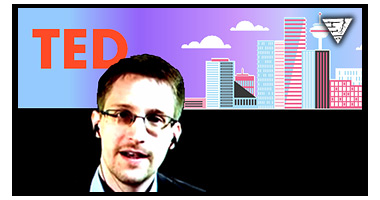 TED Talk: Edward Snowden