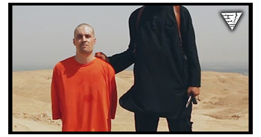 �r James Foleys halshuggningsvideo fejkad?