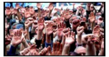 Är revolutionerna styrda av makteliten igen?