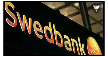 Svenska banker tvingade Lettland in i Euron enligt Lettlands finansminister