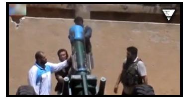 Bevis: Gasattack i Syrien utf�rdes av USA-allierade