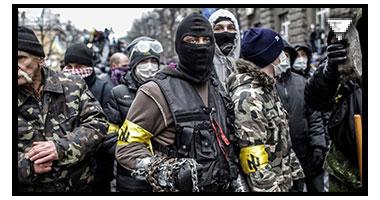 Polen utbildade Ukrainas nazistm�rdare